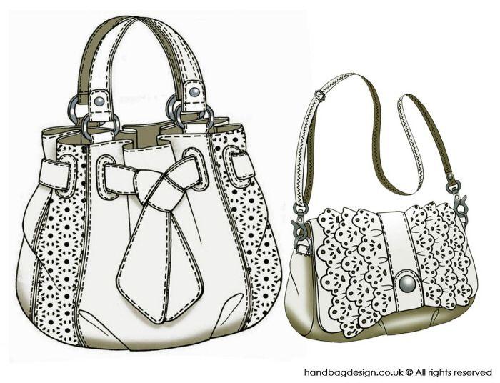 handbag design by Emily O'Rourke