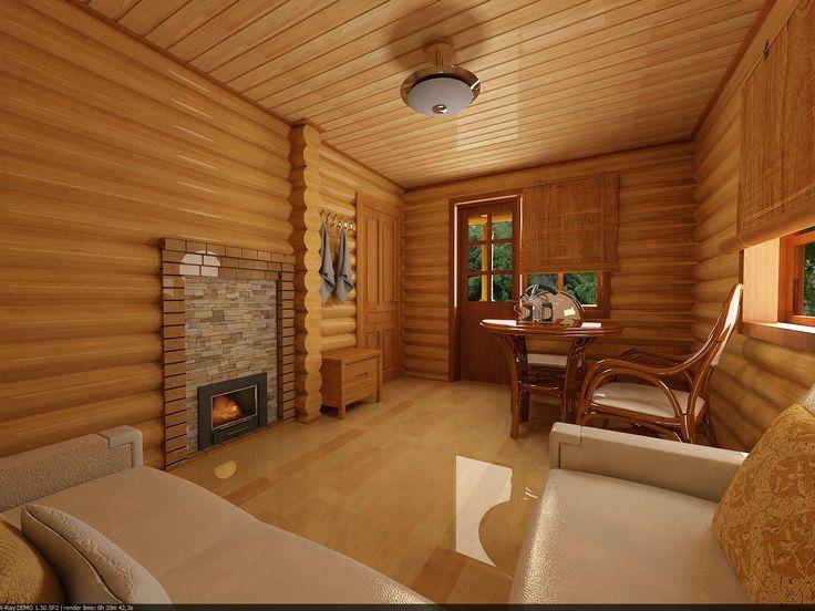 интерьер бани внутри фото комнаты отдыха: 24 тыс изображений найдено в Яндекс.Картинках