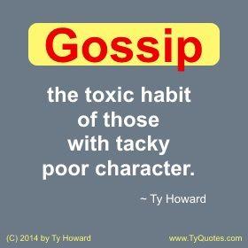 Workplace Gossip Quotes. QuotesGram