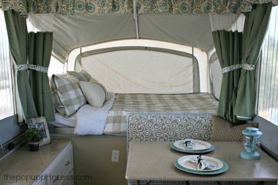 45 best images about pop up camper remodel on pinterest - Coleman small spaces bbq decoration ...