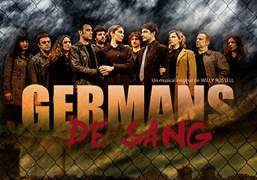 Germans de Sang - Teatre del Raval