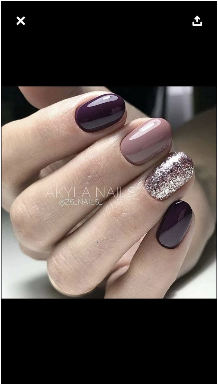 107 Fall Nail Art Ideas And Autumn Color Combos To Try On This