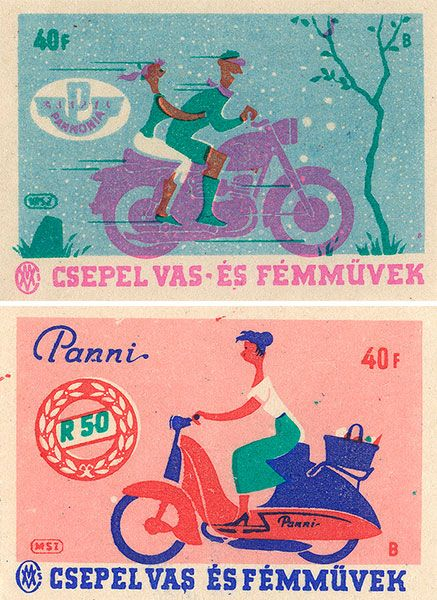 """Matchbox labels offered the perfect canvas for efficient, modern advertising.""Jane McDevitt discovered the beauty of vintage matchboxes via..."