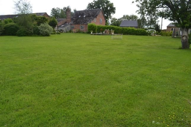 4 bed detached house for sale in Wood Farm House, Breaden Heath, Whitchurch SY13 -              £795,000