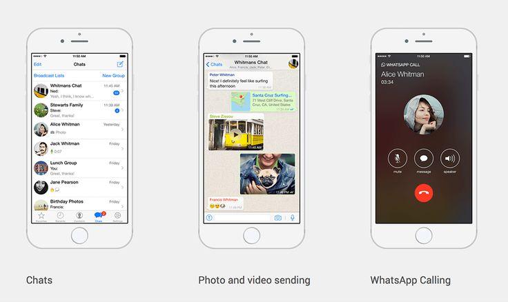 brand guidelines - Screen Captures - WhatsApp