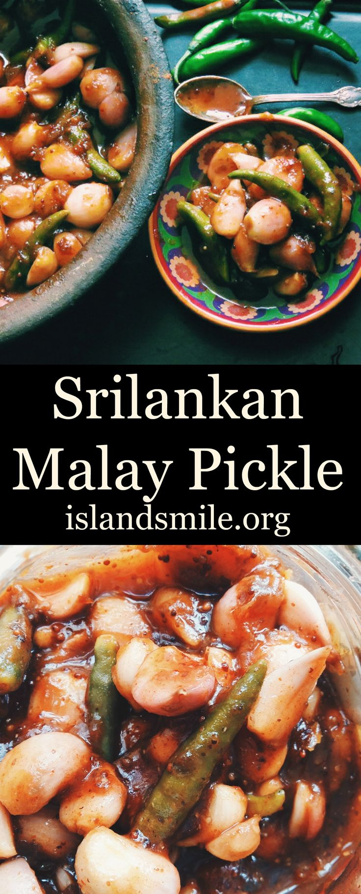 A Srilankan speciality, a meal is not complete without a spoonful of this tasty pickle, there's chillies, Dates, Shallots. if you love chillies and shallots this one's for you, let me show you how its made.