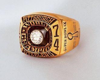 Stolen 1974 Pittsburgh Steelers Super Bowl Ring found near my neighborhood.