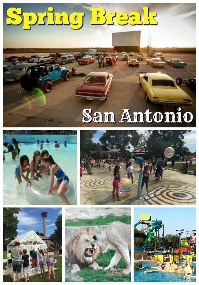 50+ things to do: Spring Break in San Antonio