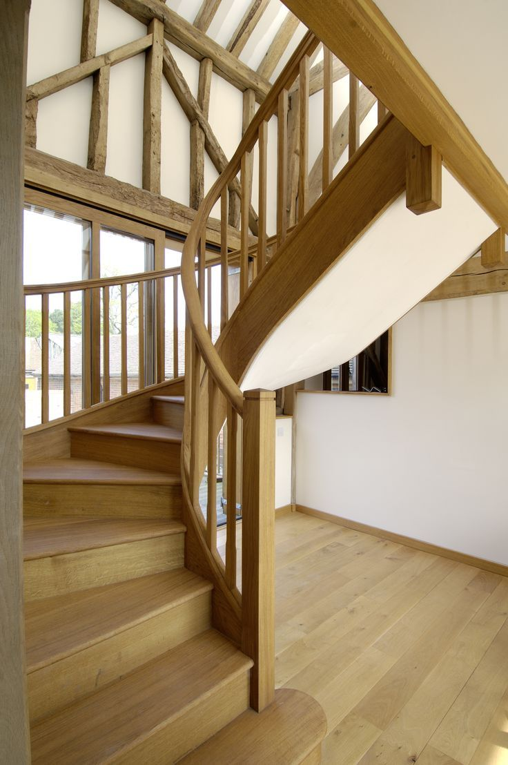 1000 images about stairs to loft on pinterest staircase for Quarter landing staircase