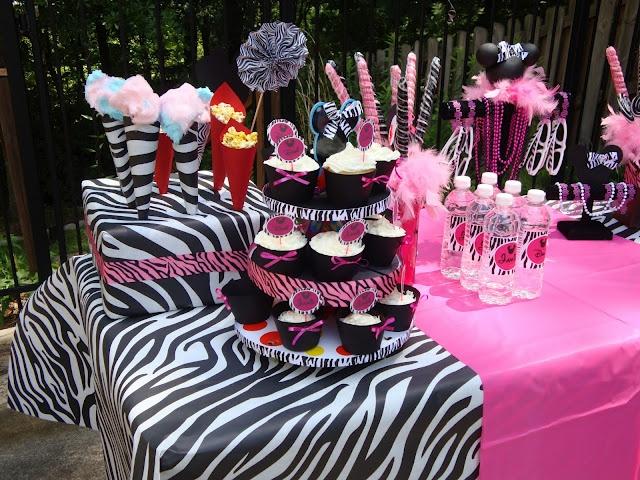 55 best animal print birthday party images on pinterest birthdays