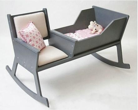Rocking chair/ Cradle