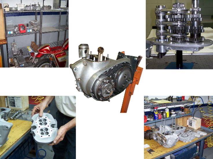 Rebuild Your Motorcycle Engine With These Tips