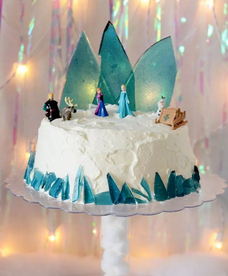 ... frozen/: Disney Frozen Cake, Diy Frozen Birthday Cake, Recipe