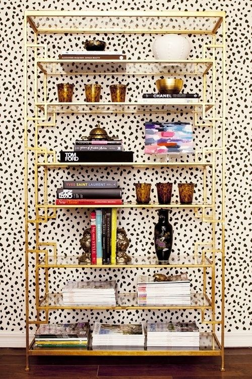 A collection is not complete until it's displayedwell. We hope that these 10 photos inspire you to reorganize your shelves presenting your greatest curation yet.  Looking for amazing shelves? Check out our favorites here & here.  1 / 2 / 3 / 4 / 5 / 6 / 7 / 8 / 9 / 10