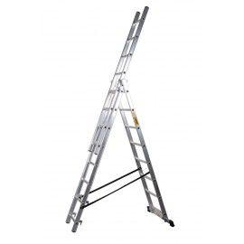 Drabest 3 x 7 combination ladder