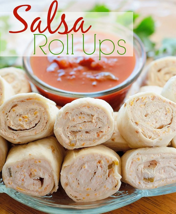 Ingredients: 4 oz. (1/2 of 8-oz. pkg.) philadelphia cream cheese, softened 3 Tbsp. your favorits salsa 4 flour tortillas (6 inch) 1/2 cup mexican style 2% milk finely shredded cheese 1/4 tsp. chili powder Directions: MIX philadelphia cream cheese and…