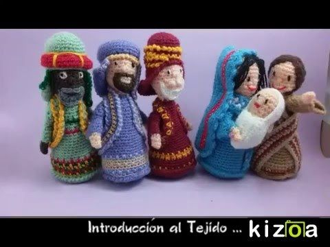 Portal de Belen amigurumi - Video 2 - Figura Base - Alas de Hada y Ganchilleando Lokuras - YouTube