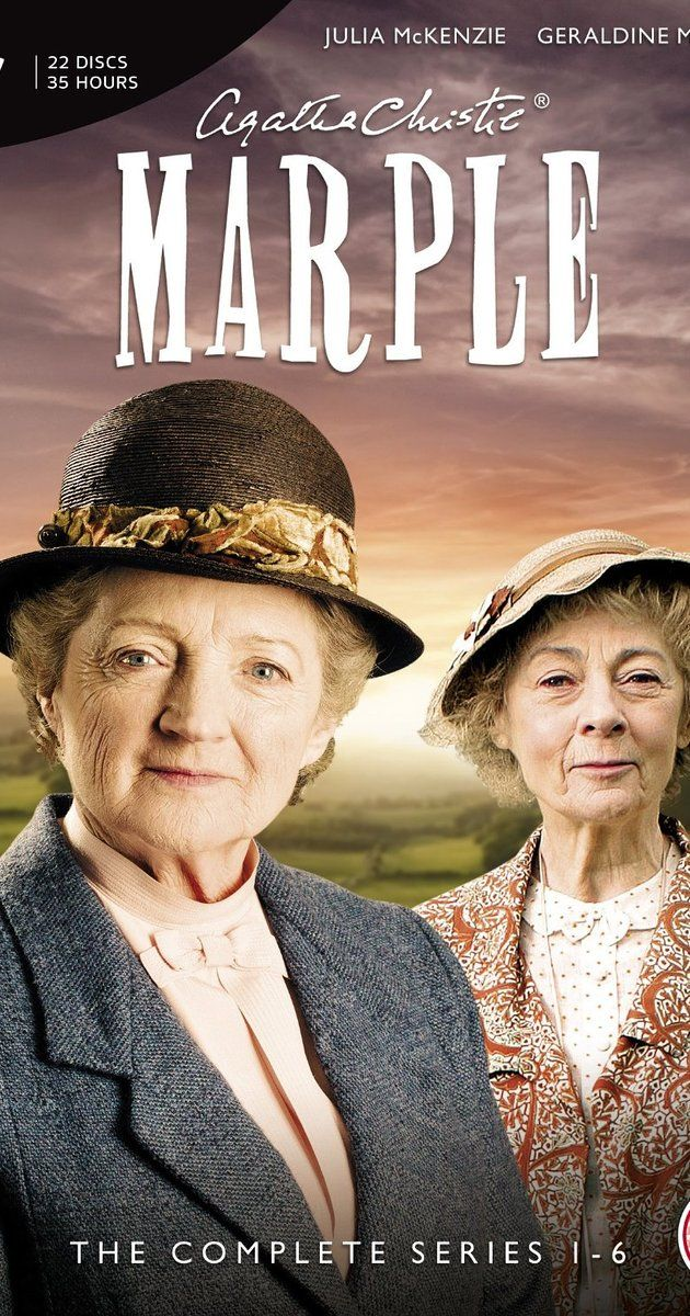 With Geraldine McEwan, Julia McKenzie, Stephen Churchett, Greg Bennett. An elderly spinster living in the village of St Mary Mead helps her friends and relatives solve mysterious murders.