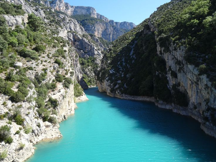 Visit my travel blog to read my personal journal of Gorge du Verdon. Gorge du Verdon is one of those places you have to see ones in your life!