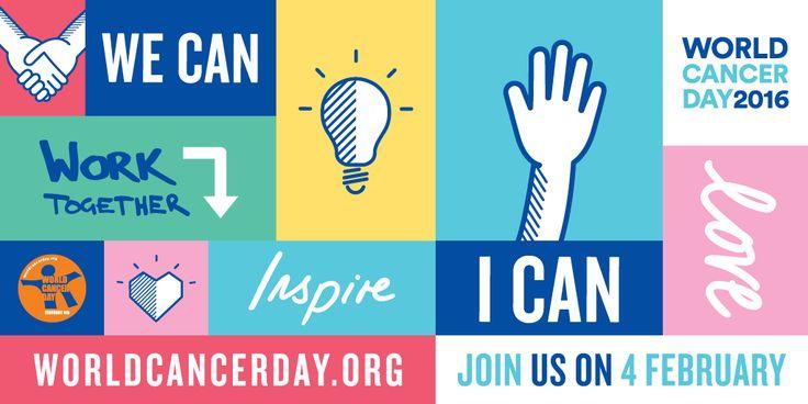 O Dia Mundial da Luta Contra o Cancro celebra-se a 4 de fevereiro, tratando-se de um evento global que une a população em torno da luta contra o cancro.