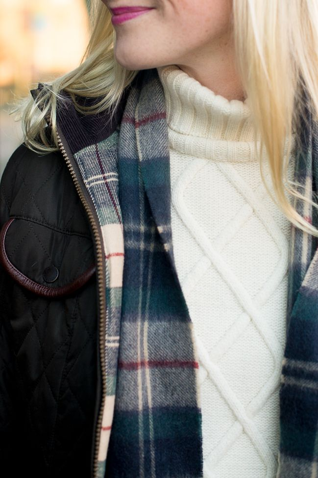 Mark Your Calendars: Barbour Shopping Event, Dec. 4th