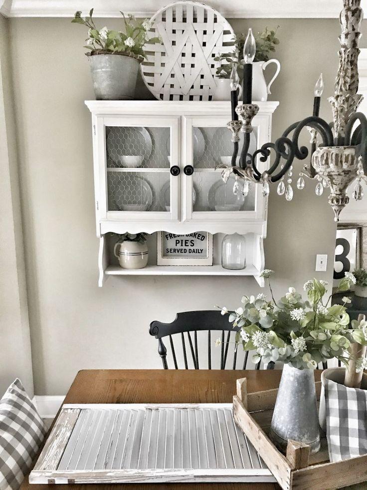 Chippy Shutter Table Runner | Bless This Nest Farmhouse Kitchen