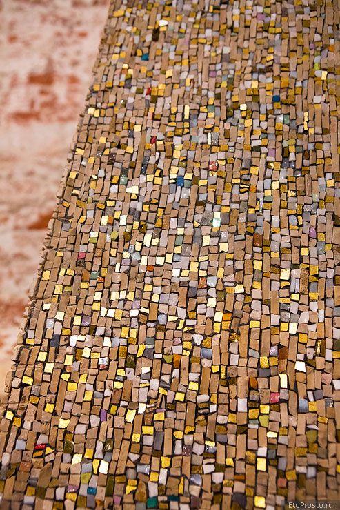 Керамика в архитектуре: изразцы и арт-объекты