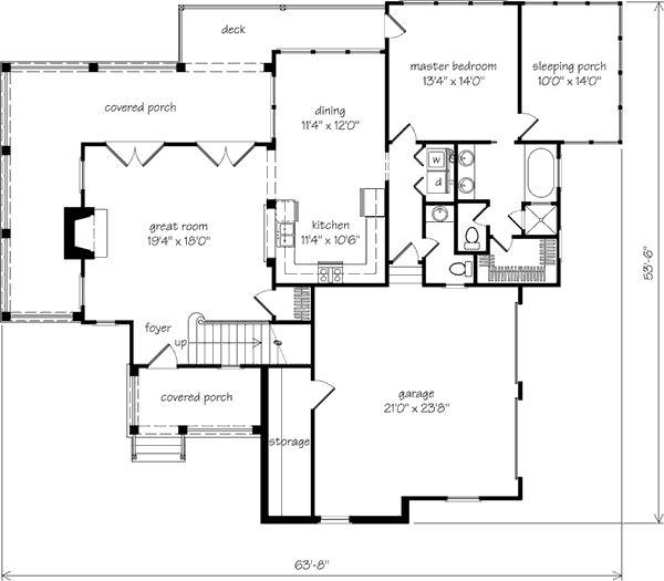 Floor Plans Lockwood Place Caldwell Cline Architects