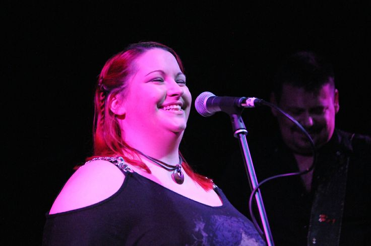 Support act 22.2.14 - The Paddy Maguire Band Ft Jenna Hooson