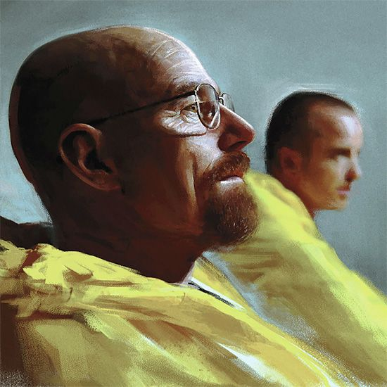 Breaking Bad Moments by Isabella Morawetz
