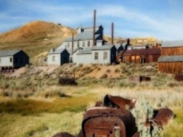 Bodie, Kota Hantu yang Telah Ditinggalkan