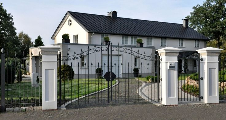 Wrought Iron Gate | Amoy-Ironart | Manufacturer of Wrought Iron ...
