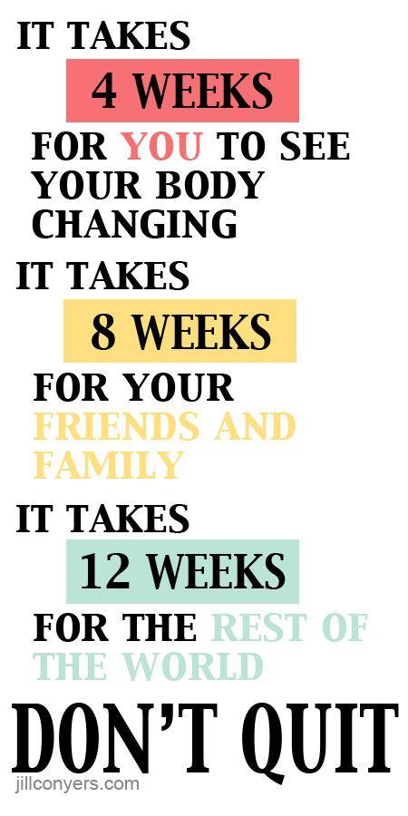 Mid-Week Motivation: Don't Quit! jillconyers.com
