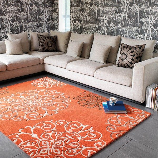 Terracotta Accessories Living Room Part - 31: Matrix Tangier Rugs Max43 Terracotta Buy Online From The Rug Seller Uk.  TangierRoom AccessoriesLounge ...