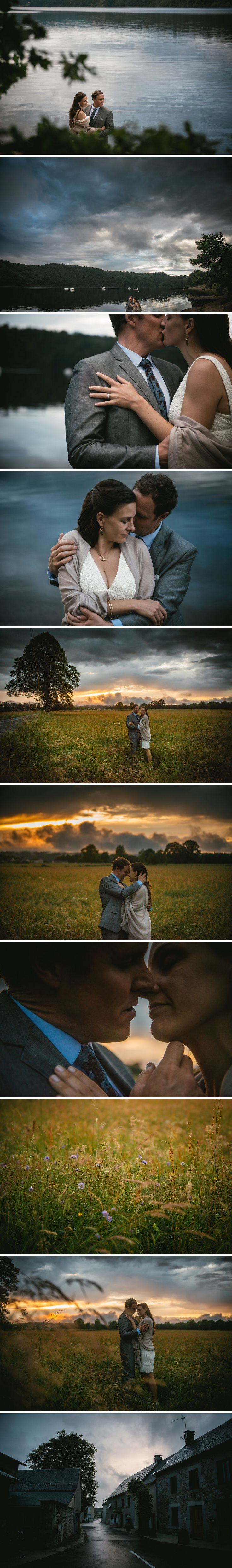Couples pictures near Lake Dordogne, Central France (Cantal) // Zephyr & Luna Photography