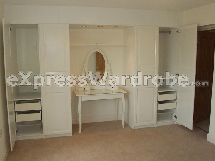 Cheap Fitted Wardrobes | Fitted Bedrooms | Fitted Bedroom Furniture | Made to Measure, Bespke Wardrobe Designs