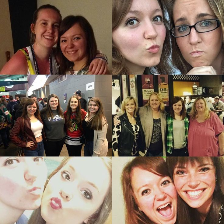 Just wanted to post a huge #WCW shoutout to some of the amazing ladies in my life. From the family that loves me unconditionally to my best friend back home and a lot of the amazing friends I've made here at St. Ambrose! Thank you for everything you do! Love you all! ❤️❤️❤️❤️❤️