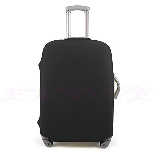 Travel Elastic Luggage Cover Suitcase Protection size S 20 inch 1822 Black * You can find out more details at the link of the image.