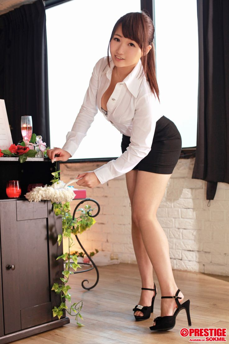 Bin asian babe office super, mind