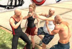 Entrena tu luchador de peleas callejeras en un juego multijugador donde los jugadores juegan en tiempo real. Juega al tutorial para familiarizarte con los movimientos de tu personaje de peleas. Hay varios estilos de personajes que puedes elegir. Disfruta de una pelea virtual en un juego multijugador donde los jugadores lucharán en tiempo real.