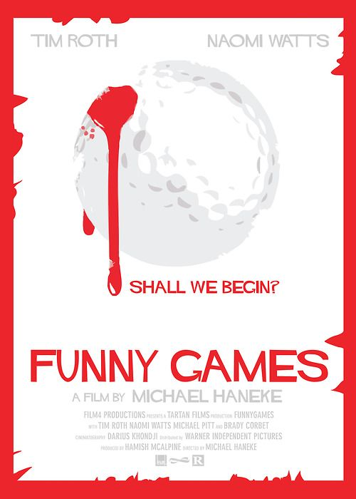 Funny Games by springheeledmat