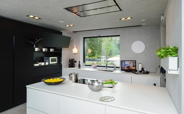 Casa Forte - Keittiö | Asuntomessut Kippi-kaappi Arttelipuu-keittiö