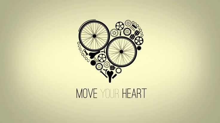 Move Your Heart. Ride Your Bike! [World Bicycle Day] on Vimeo