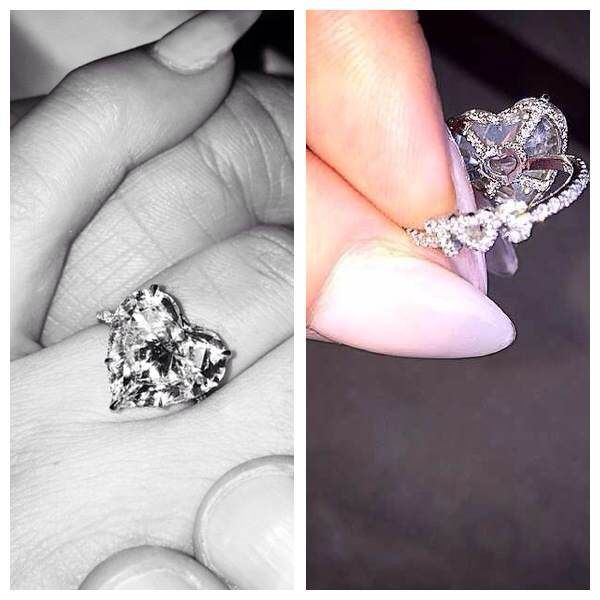 What do you think of Lady Gaga's engagement ring?