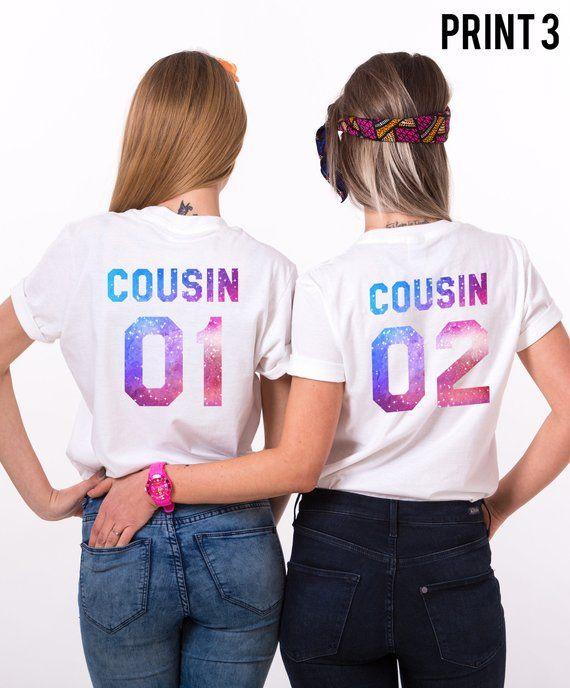 Cousins Shirts Cousin Gift Idea 01 02