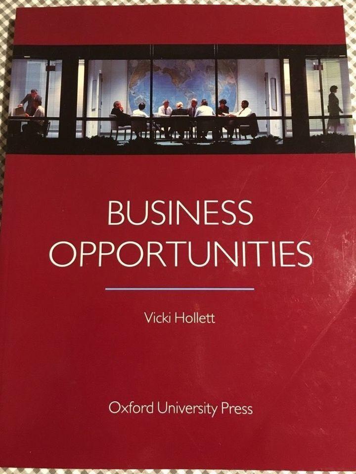 """Übungsheft Business Opportunities Englisch lernen, Optional(""""5€"""")"""