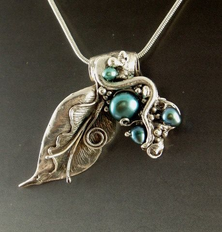 373 best Metal Clay images on Pinterest | Metal clay jewelry ...