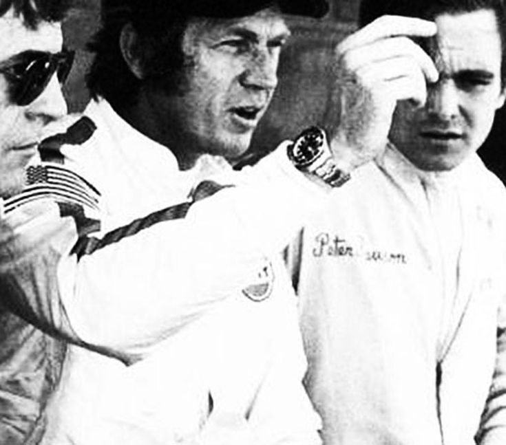 Rolex Coolness: Steve McQueen The King Of Cool