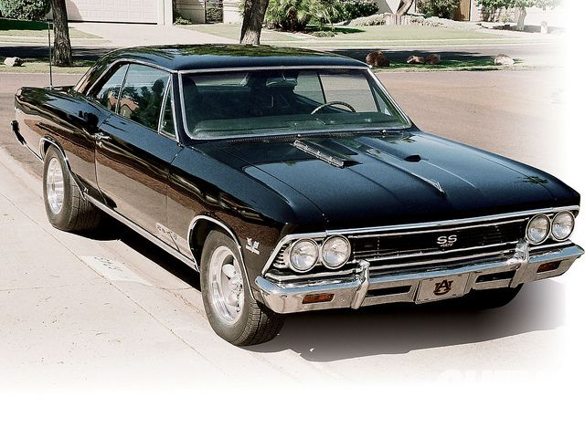 1966 Chevelle SS 427. Awesome American Musclecar!