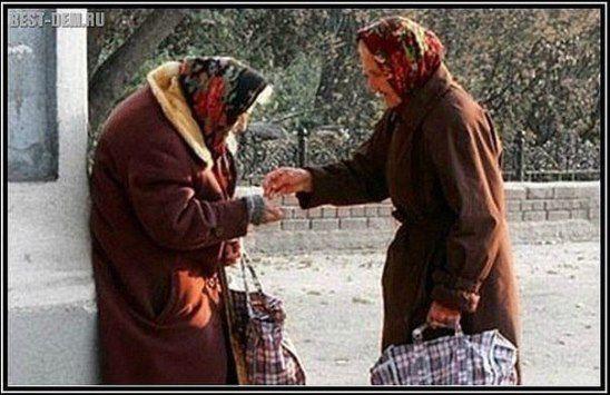 Чтобы помочь другому человеку, не обязательно быть сильным и богатым, — достаточно быть добрым.  (с)  Симеон Афонский  #этноспб #добро